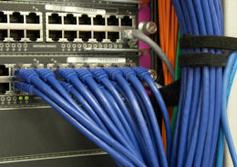 Wired and Wireless Network installation for Home and Small Business